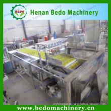 Máquina de limpeza de sementes de alta eficiência / sementes de moagem máquina / sementes de uva máquina de remoção 008613253417552