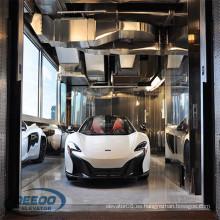 Elevador auto del garaje del coche de la motocicleta del estacionamiento del peso del coche de China del pasajero
