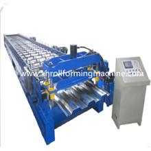 Machine de formage de rouleaux de feuilles d'acier