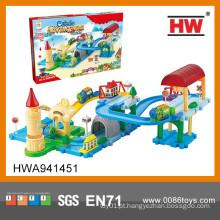 Novo Design B / O ferroviária Brinquedo Jogo Anel Grande Aventura