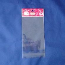 BOPP Self-Adhesive Plastic Bag with a Header