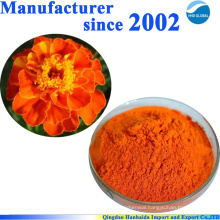 GMP plant supply Marigold extract / xanthin / phytoxanthin ,CAS 127-40-2 with reasonable price.
