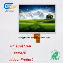 Pantalla táctil LCD de pantalla táctil de alta resolución LCD TFT LCM