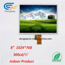 Smart Home Appliance High Resolution Touch LCD TFT LCM Touch Overlay LCD Display