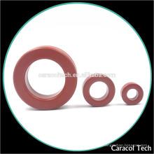 CT225-2 Núcleo de pó de ferro toroidal para bloqueador de modo comum