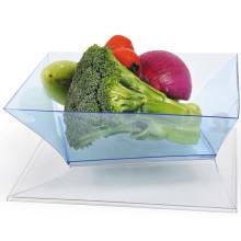 Contenedor para alimentos Big Bowl de plástico de 50 oz