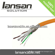 LANSAN Alta velocidade preço competitivo ul listado lan cabo cat5e cat6 305m
