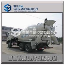 Sinotruck HOWO 5000L 6000L 4X2 Concrete Mixer Truck
