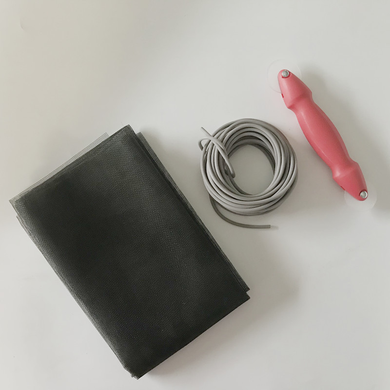 repair kit grey red