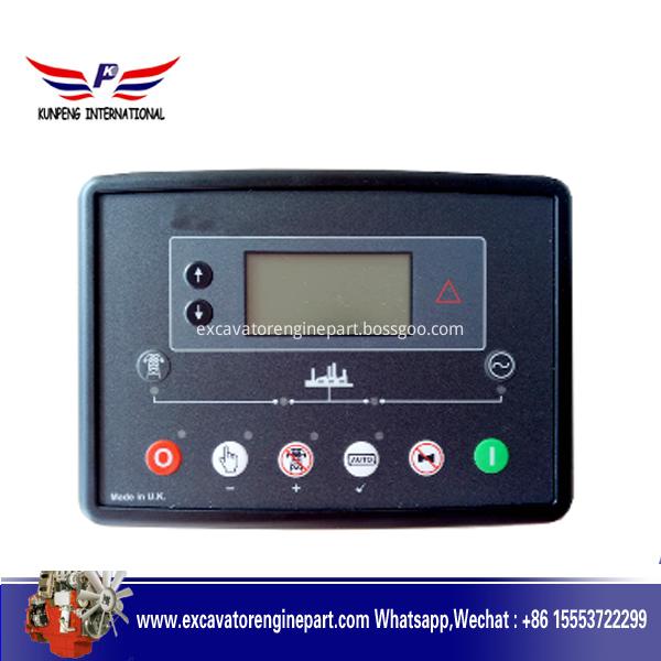 Diesel Generator Control Unit Dse6020 For Deepsea Controller Panel