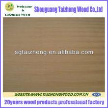 Burma teca decoração madeira compensada