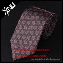 China Fabrik Seide gewebt Krawatte für Männer neuesten Design 2016 neu
