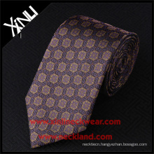 China Factory Silk Woven Tie for Men Latest Design 2016 New