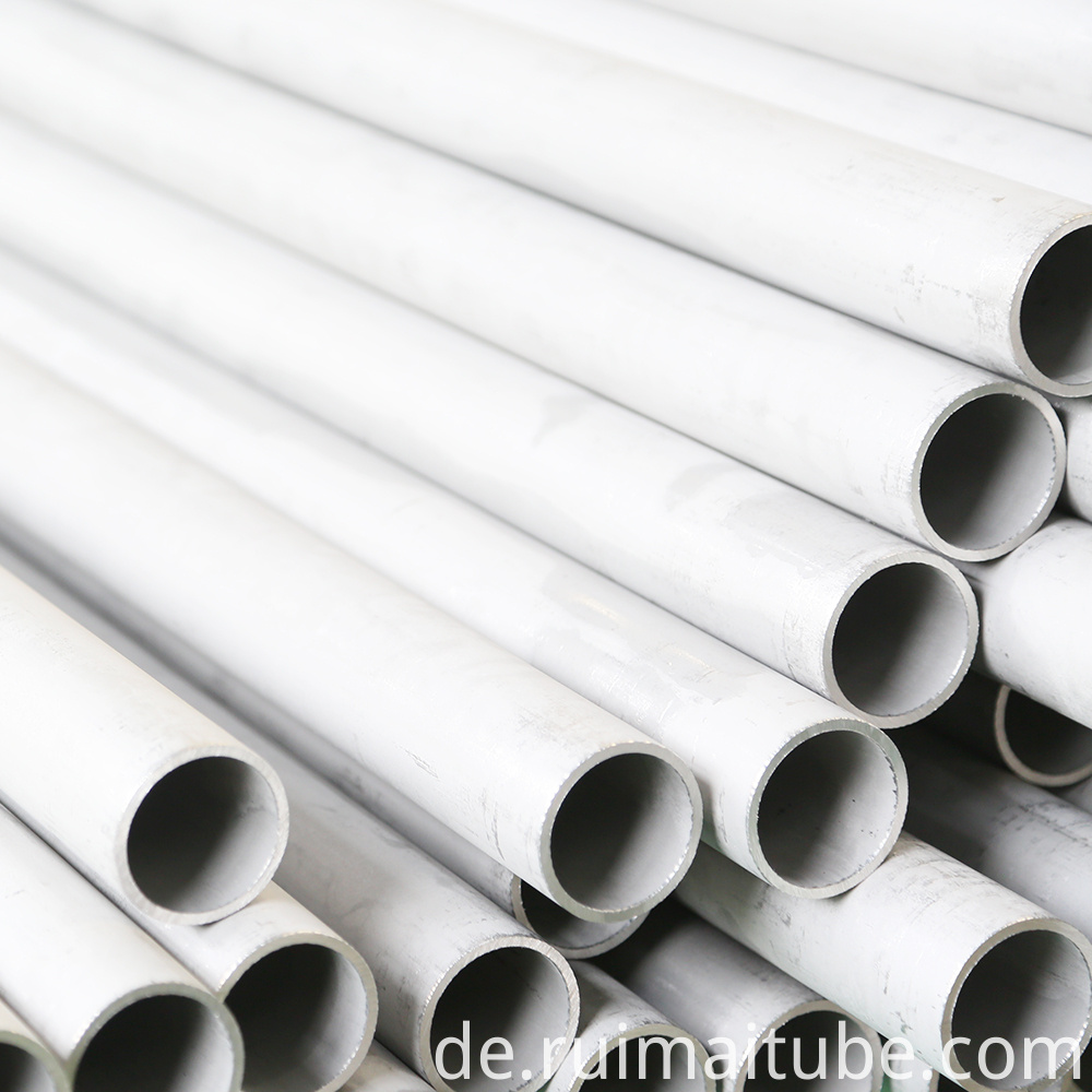 Seamless Gas Tube