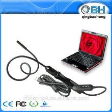 Endoscope manuel d'endoscope vidéo numérique facile à utiliser