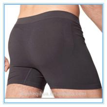 2015 Hot Style Men Seamless Underwear Boxer Shorts Bamboo fiber