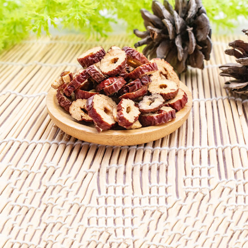Sweet fresh Pure Natural Dried jujube Slice fruit