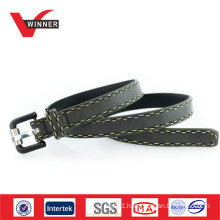 Factory Made Men Stitching PU Wholesale Belts