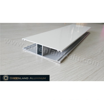Aluminum Profile with Powder Coated Color