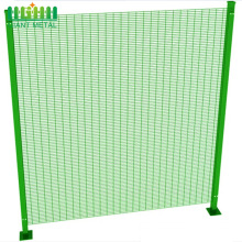 Welded Galvanized High Security 358 Wire Mesh Panel