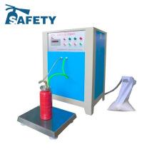 Extintor de espuma manual do fogo do pó do abc que reabastece a máquina
