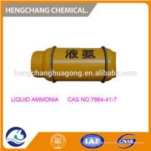 Amoníaco NH3 puro para la comercialización de Filipinas