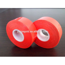 cinta de PE de alta calidad roja