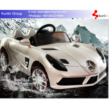 Carro Mercedes 6V Kids Electric Ride-on com MP3 e controle remoto