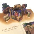 Подгонянный Размер!Правильная цена высокое качество Рождественская открытка,3D открытка,открытка ручной работы