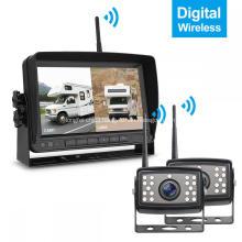 Vehicle Monitoring Reversing Parking Camera System Digital Wireless