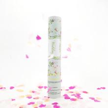 2017 роскошные свадьбы пользу конфетти шутер с бумаги, сердце для торжества