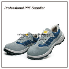 Genuine Leather High Quality Ce Standard Safety Work Shoes