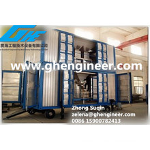 Machine d'emballage compteur et de pesage automatique