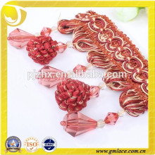DIY Fashion Clothing Component Finding Parts Tassel in Suede Material