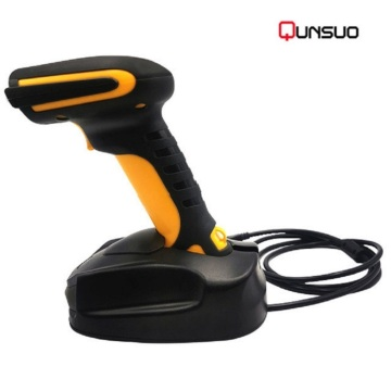 Robuster Bluetooth-Barcode-2D-Scanner