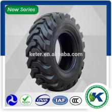 Skid barato à venda KETER marca Supergrip Brute l5 Skid Steer Tire