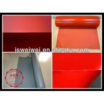 VEIK (ancien WEIWEI) silicone caoutchouc enduit verre tissu résistance à la température non bâton max largeur 3.45meter