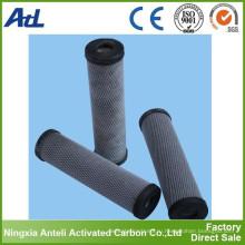 Воздушный фильтр активированного угля сделан