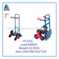 Китай три колеса стальные лестницы альпинист