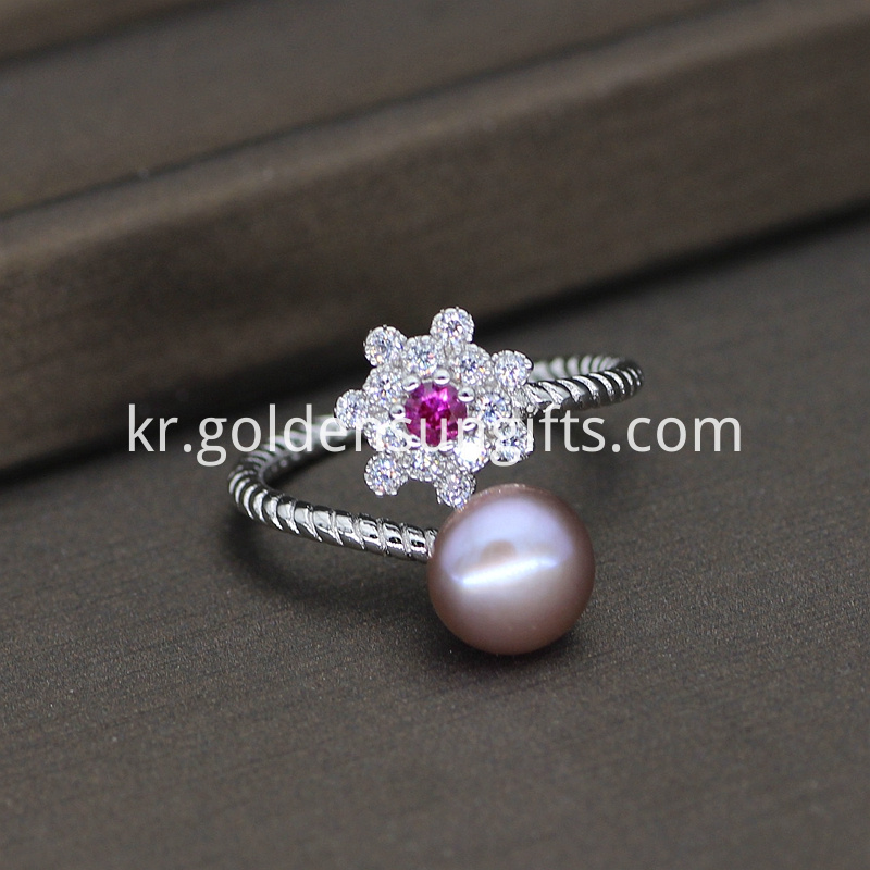 Pearl Ring Designs