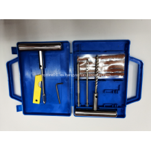 Kit de herramientas de reparación de neumáticos de coche