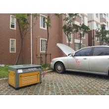 Rechargez votre véhicule à GNC chez vous