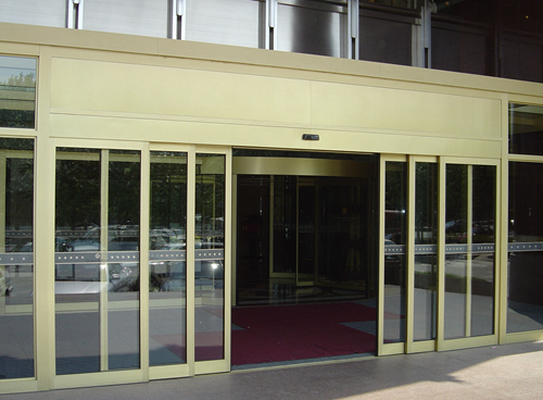Ningbo GDoor Automatic Telescopic Sliding Doors