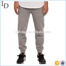 Jogger sweat sport pants pantalones al aire libre llano de fitness al por mayor para hombres