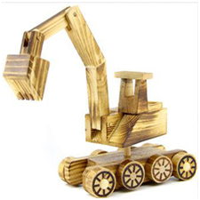 Wooden Transportation Toys