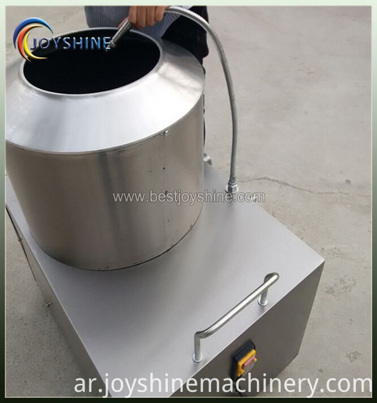 washing and peeling machine-6