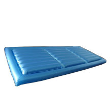 PVC water air bed for anti-bedsore water mattress W02