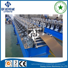 Steel C Structural Purlin Roll Forming Machine