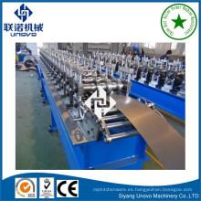 Máquina perfiladora de canales unistrut de purline de construcción de productos más vendidos