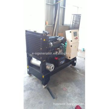 10 kw diesel generator set open frame with Kubota engine